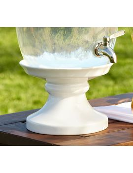 Rhodes Drink Dispenser Stand by Pottery Barn