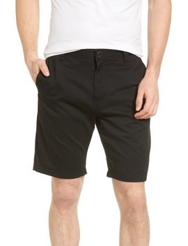 Modern Chino Shorts by Volcom