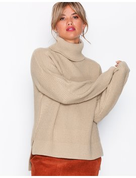 Rib Knit Sweater by Nly Trend