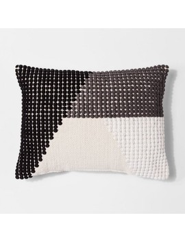 Texture Color Block Lumbar Pillow   Project 62™ by Shop Collections