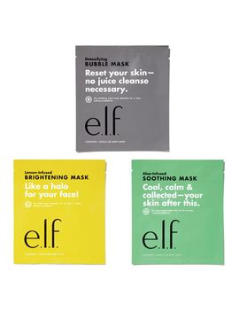 Mask Trio Set by Eyes Lips Face Cosmetics