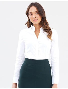 Lottie Fitted Shirt by Saba