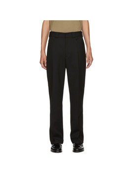 Black Ric Trousers by Hope