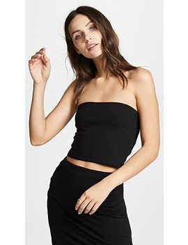 Crop Tube Top by Susana Monaco