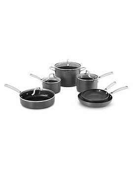 Calphalon® Classic™ Nonstick 10 Piece Cookware Set by Bed Bath And Beyond