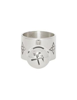 Silver Ediz Ring by Gmbh