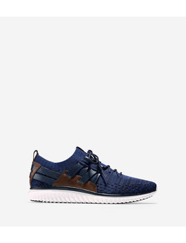 Grand Møtion Woven Sneaker With Stitchlite™ by Cole Haan