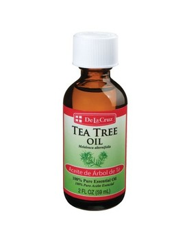 De La Cruz Tea Tree Oil   2 Fl Oz by Shop All De La Cruz