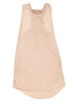 Knotted Up Macramé Back Dress by Bowie X James