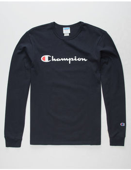 Champion Heritage Navy Mens T Shirt by Champion