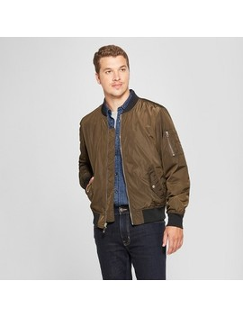 Men's Matte Bomber Jacket   Goodfellow & Co™ by Shop All Goodfellow & Co™