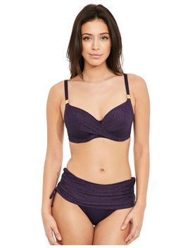 Montreal Underwired Full Cup Bikini Top by Fantasie