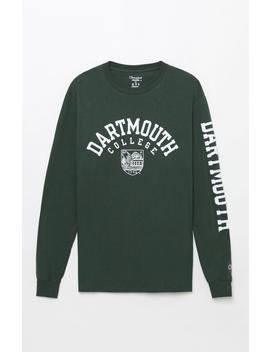 Dartmouth Long Sleeve T Shirt by Champion