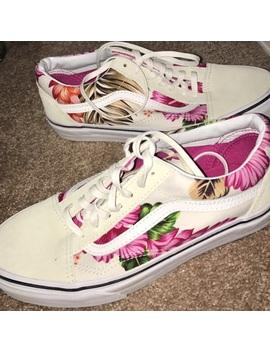 Vans Hawaiian Floral Old Skool, Brand Nwot by Vans