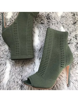 Steve Madden Candid Knit BootieNwt by Steve Madden