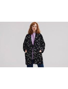 Lazy Oaf Naked Kimono Jacket by Lazy Oaf