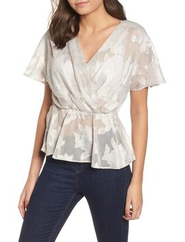 Dean Mesh Lace Top by Wayf