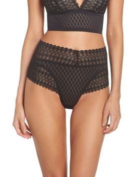 Lunna High Waist Bikini by Cosabella
