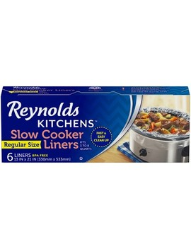 Reynolds® Slow Cooker Liners   6ct by Shop All Reynolds