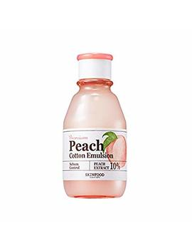 [Skin Food] Premium Peach Cotton Emulsion 140ml by Skin Food Since 1957