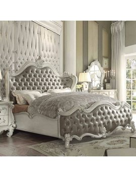 Astoria Grand Welton Upholstered Panel Bed by Astoria Grand