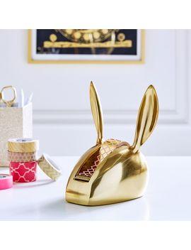 The Emily & Meritt Bunny Ear Tape Dispenser by P Bteen
