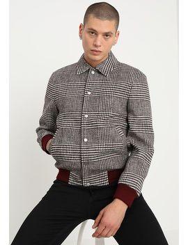 Glen Check Blouson   Leichte Jacke by Calvin Klein
