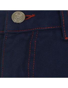 Wide Leg Cropped Pants by Kenzo