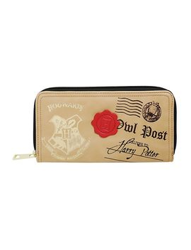 Harry Potter Owl Post Zipper Wallet by Hot Topic