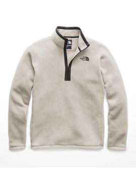 Men's Pyrite Fleece ¼ Zip by The North Face