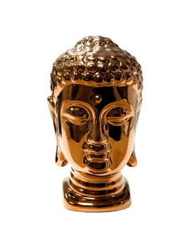 Sagebrook Home 4.5 In. Buddha Head Bust by Sagebrook Home