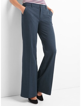 Wide Leg Trousers by Gap