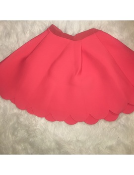 Scalloped Scuba SkirtNwt by H&M
