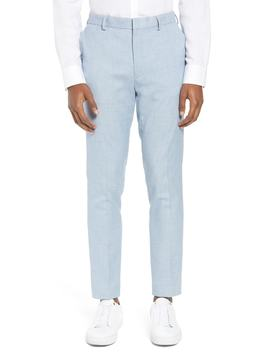 Stretch Skinny Fit Suit Trousers by Topman