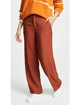 Wide Leg Track Pants by Scotch & Soda/Maison Scotch