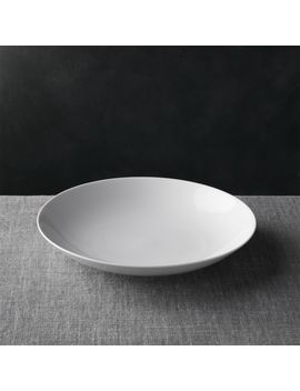 "Essential 11.75"" Coupe Bowl by Crate&Barrel"