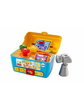 Fisher Price Laugh And Learn Smart Stages Toolbox by Amazon