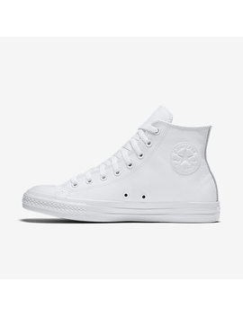 Converse Chuck Taylor All Star Leather High Top by Nike