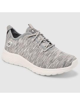 Women's S Sport By Skechers Shia Spacedye Heathered Sneakers   Gray by Shop All S Sport By Skechers