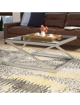 Ivy Bronx Evadne Coffee Table & Reviews by Ivy Bronx