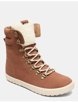 Womens Anderson Lace Up Snow Boots by Roxy