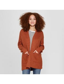 Women's Textured Open Layering Cardigan Sweater   A New Day™ by Shop All A New Day™