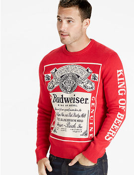 Budweiser Sweater by Lucky Brand