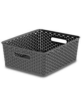 Y Weave Medium Rectangle by Shop All Room Essentials™