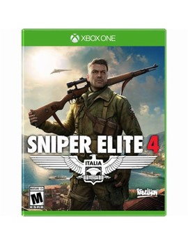 Xbox One by Sniper Elite 4