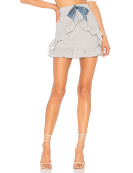 Roselle Mini Skirt by Privacy Please