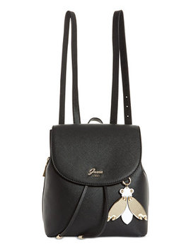 Varsity Pop Pin Up Backpack by Guess