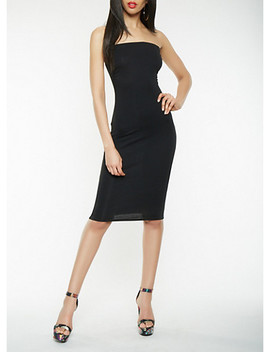 Solid Tube Dress by Rainbow