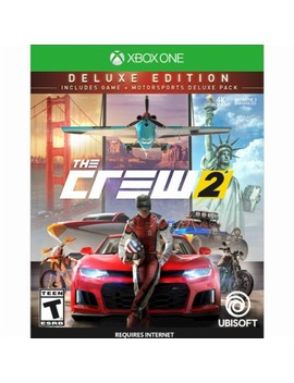 Xbox One by The Crew 2 Deluxe Edition