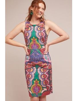 Kaleidoscope Column Dress by Maeve